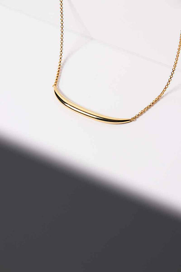 Gold Kara Necklace