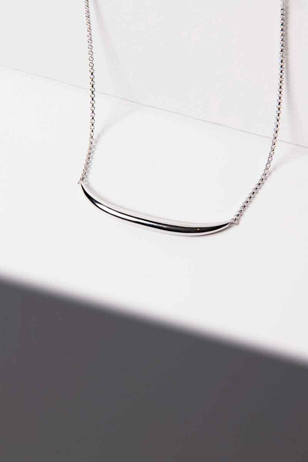 Silver Kara Necklace
