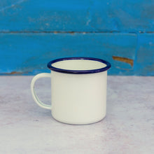 Load image into Gallery viewer, Dorset Tea Enamel Cup