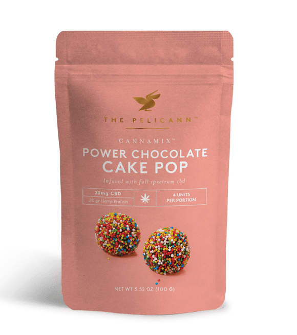 CANNAMIX™ Power Cake Pops - Hip