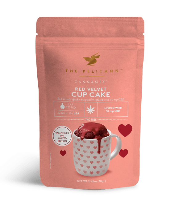 CANNAMIX™ Red Velvet Cupcake - Hip