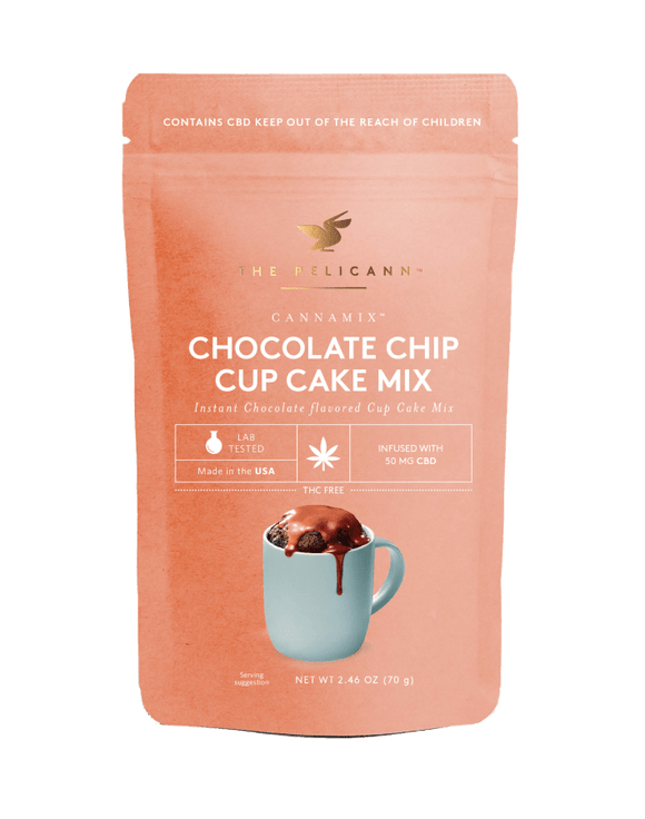 CANNAMIX™ Chocolate Chip Cup Cake - Hip