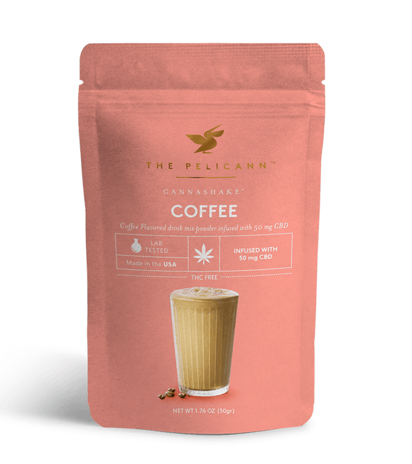 CANNASHAKE™ CBD Infused Coffee - Hip