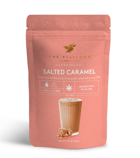 CANNASHAKE™ Salted Caramel - Hip