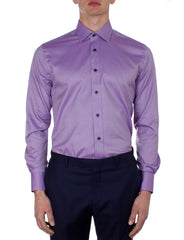 PURPLE ROYAL OXFORD SHIRT