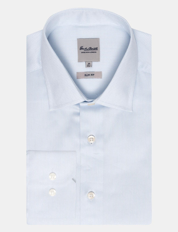Fine Line Slim Fit Shirt
