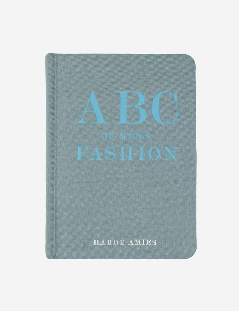 THE ABC OF MEN'S FASHION