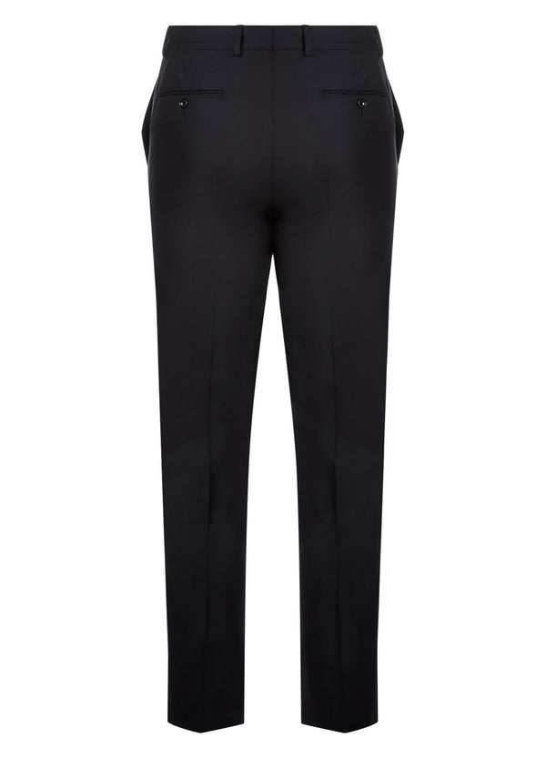 THE HARDY SUIT BLACK TROUSER