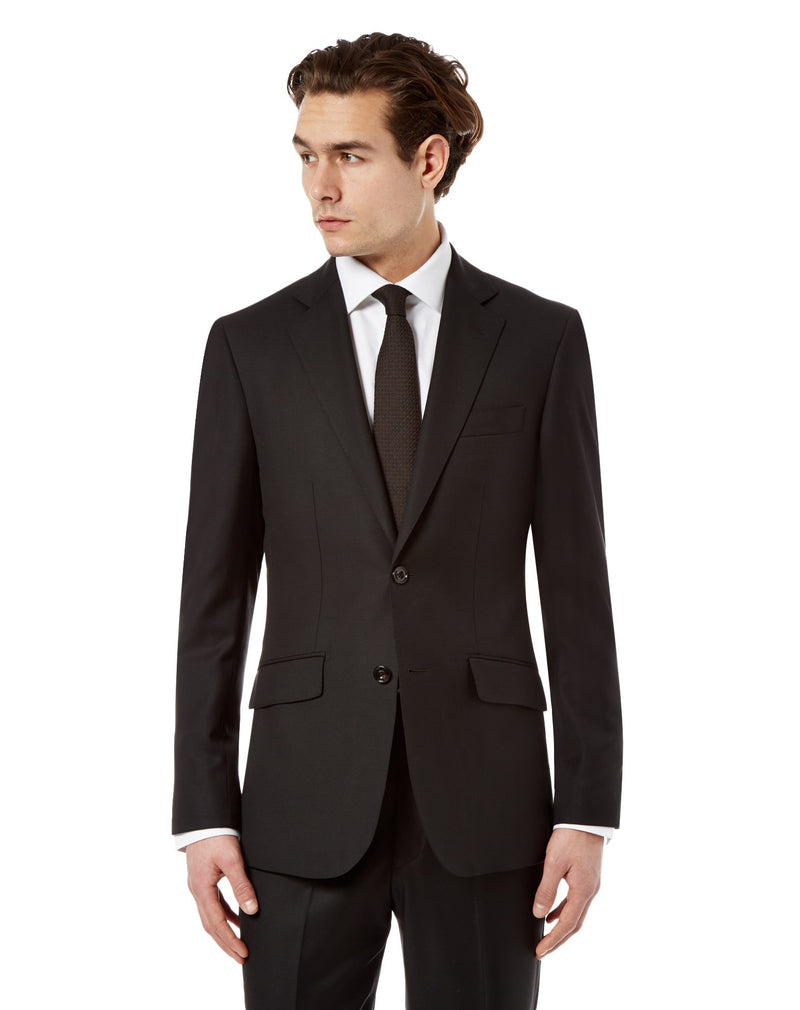THE HARDY SUIT BLACK JACKET