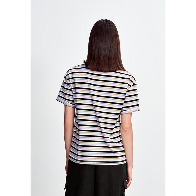 A Minimalist Striped T-shirt - Urban Revivo Fashion