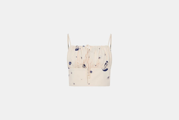 PLAYFUL PRINT CAMISOLE - Urban Revivo Fashion