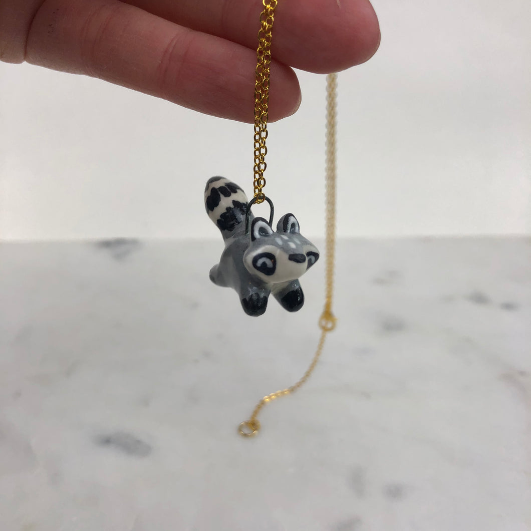 Animal Pendent Necklace