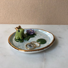 Load image into Gallery viewer, Frog Prince Ring Dish