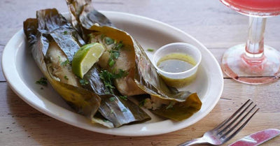 Great Latin Food on Hilton Head Island Meets The Holidays in 2020: Order Tamales today!