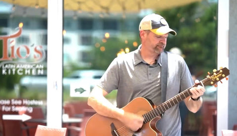 Live Music on Hilton Head Island at Tio's Latin American Kitchen in Shelter Cove Town Centre