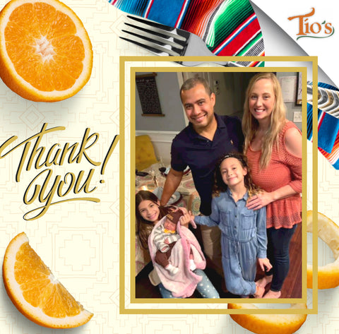 Tio's Chef and Family