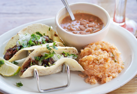 Best Tacos in Bluffton, SC at Tio's Latin American Kitchen