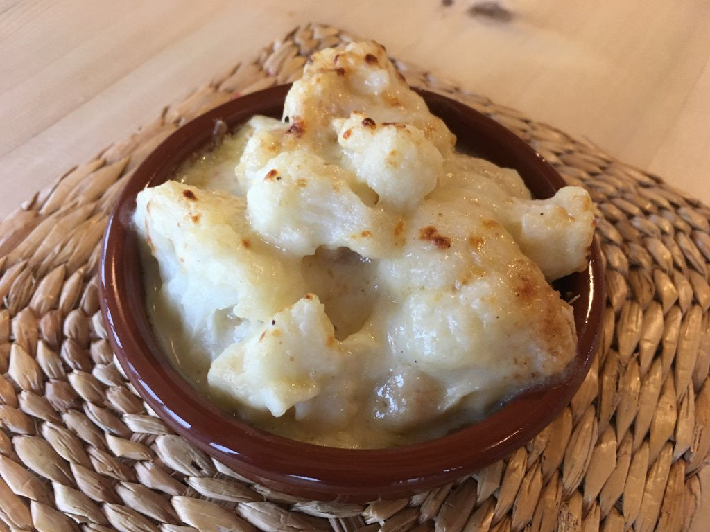 Small Cauliflower Cheese