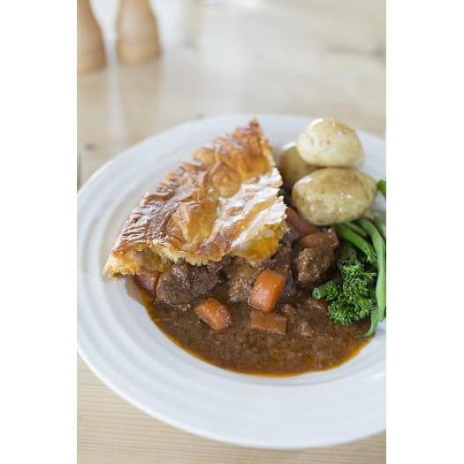 Large Steak & Ale Pie