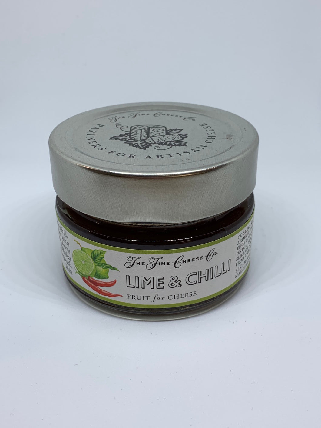 The Fine Cheese Co. Lime & Chilli Fruit For Cheese 113g