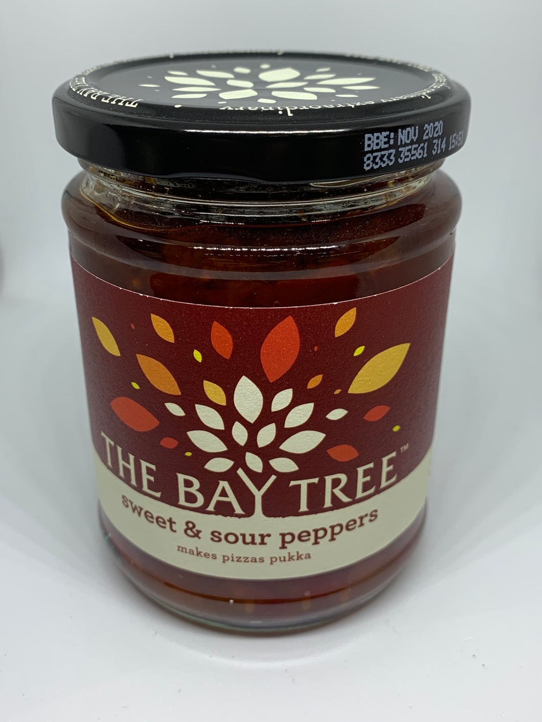 The Bay Tree Sweet & Sour Peppers 300g