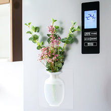 Load image into Gallery viewer, 2 x Magic Wall Stick Silicone Plant Vases