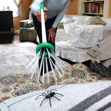 Load image into Gallery viewer, Long handle Eco Friendly Gentle insect, bug, spider, pest grabber