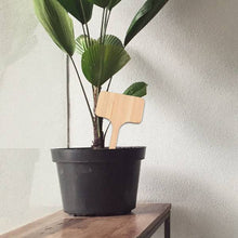 Load image into Gallery viewer, 50 Bamboo Customisable Plant Markers / Signs