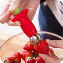 Load image into Gallery viewer, Strawberry / Tomato Huller - Stem Remover