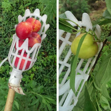 Load image into Gallery viewer, Set of 2 Fruit Picker Picking Head Tools  - Fits onto a broom handle
