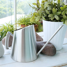 Load image into Gallery viewer, Stainless Steel Watering Can - 19 different sizes and styles to choose from