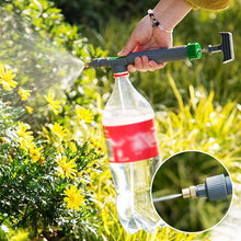 Load image into Gallery viewer, Water Bottle Sprayer High Pressure Air Pump. Connects to your used bottles