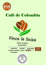 Load the picture into the gallery viewer,Finca La Suiza (Castillo-Colombia)