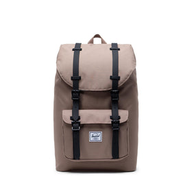 Herschel Supply Co. Little America Mid Volume Pine Bark/Black