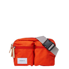 Sandqvist Paul Bum Bag Poppy Red