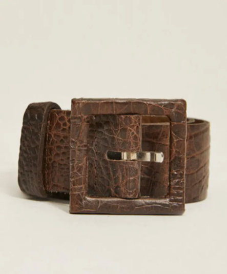 Lucy Belt, Brown