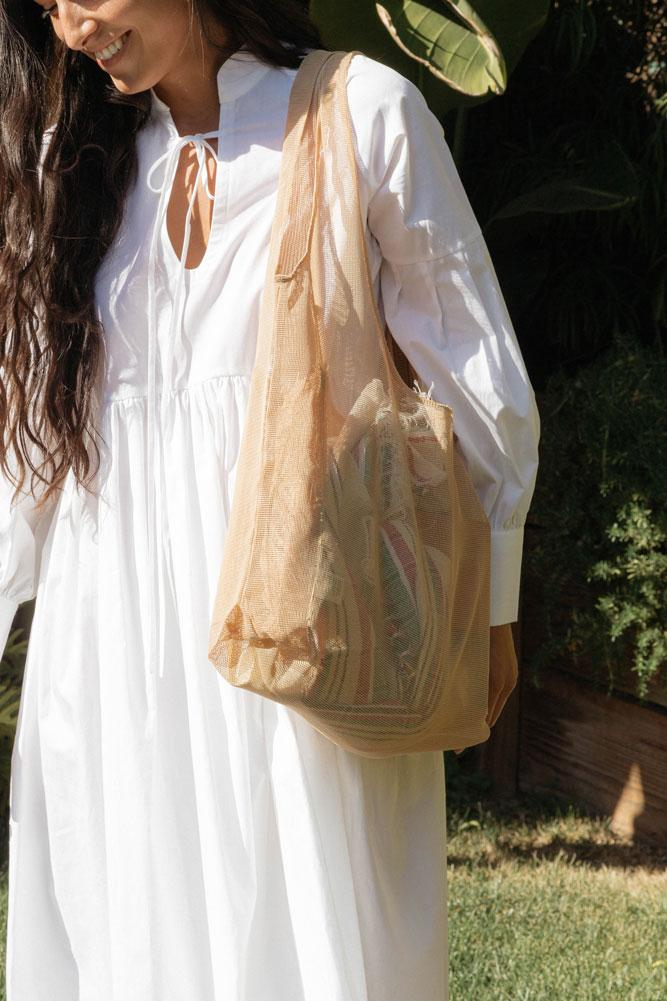 The Everyday Tote, Gold