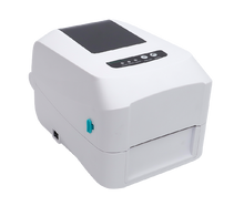 Load image into Gallery viewer, Urovo Surpass 2406T Desktop Thermal Transfer Barcode Printer