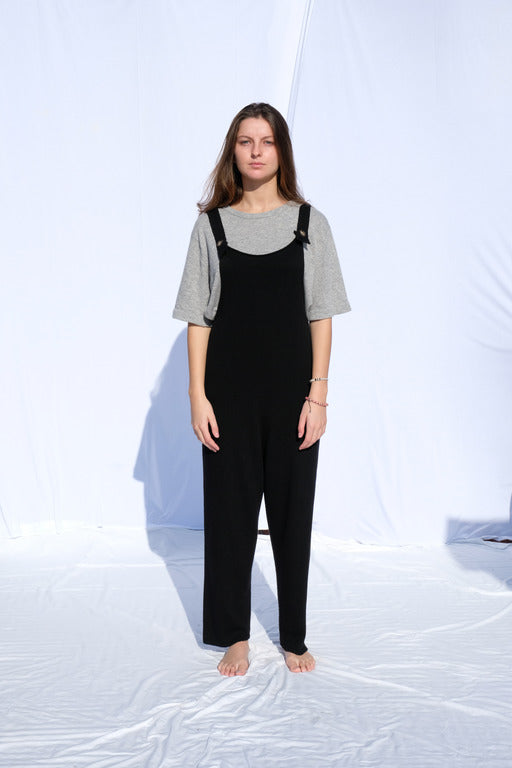 Woman Jumpsuit Black