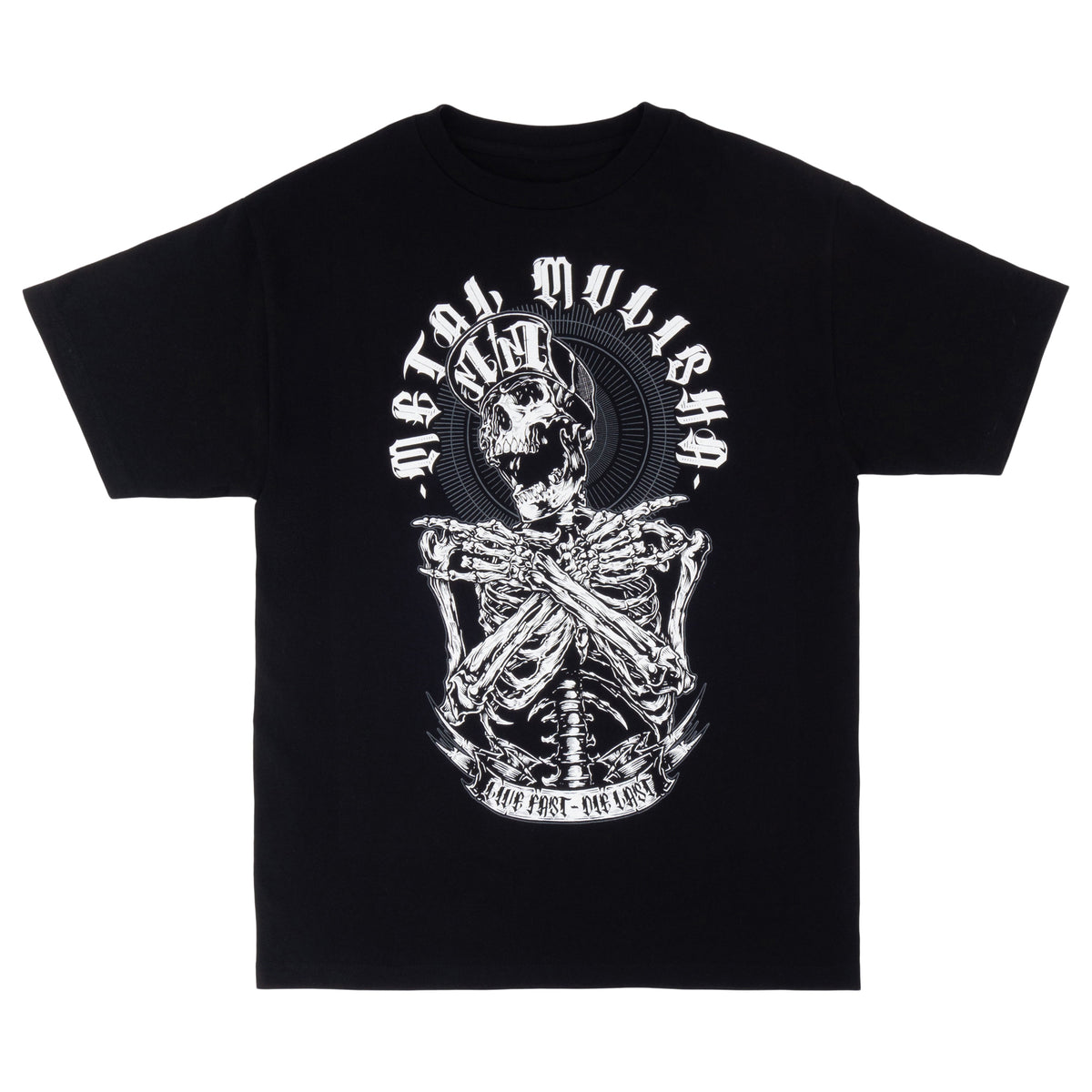 REMAINS TEE