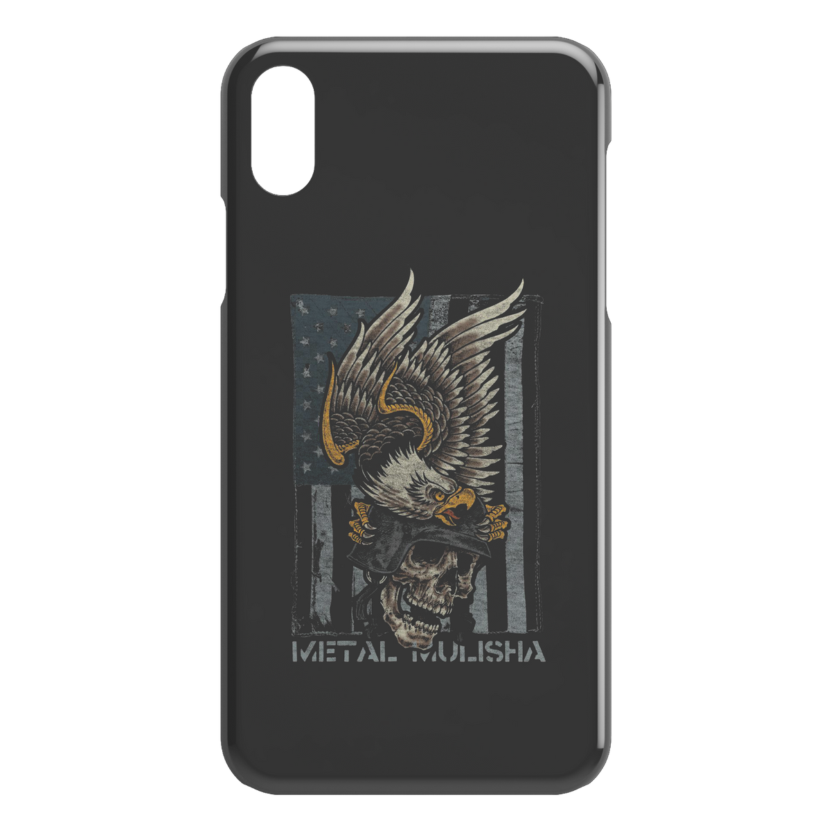 DEATH FROM ABOVE IPHONE CASE