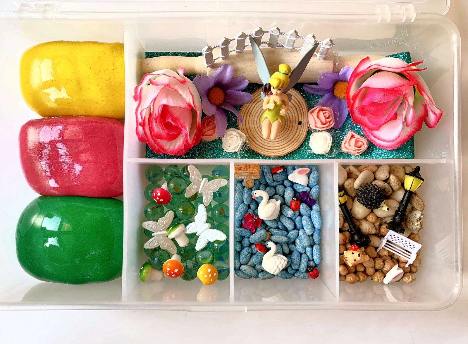 Fairy Play Dough Kit