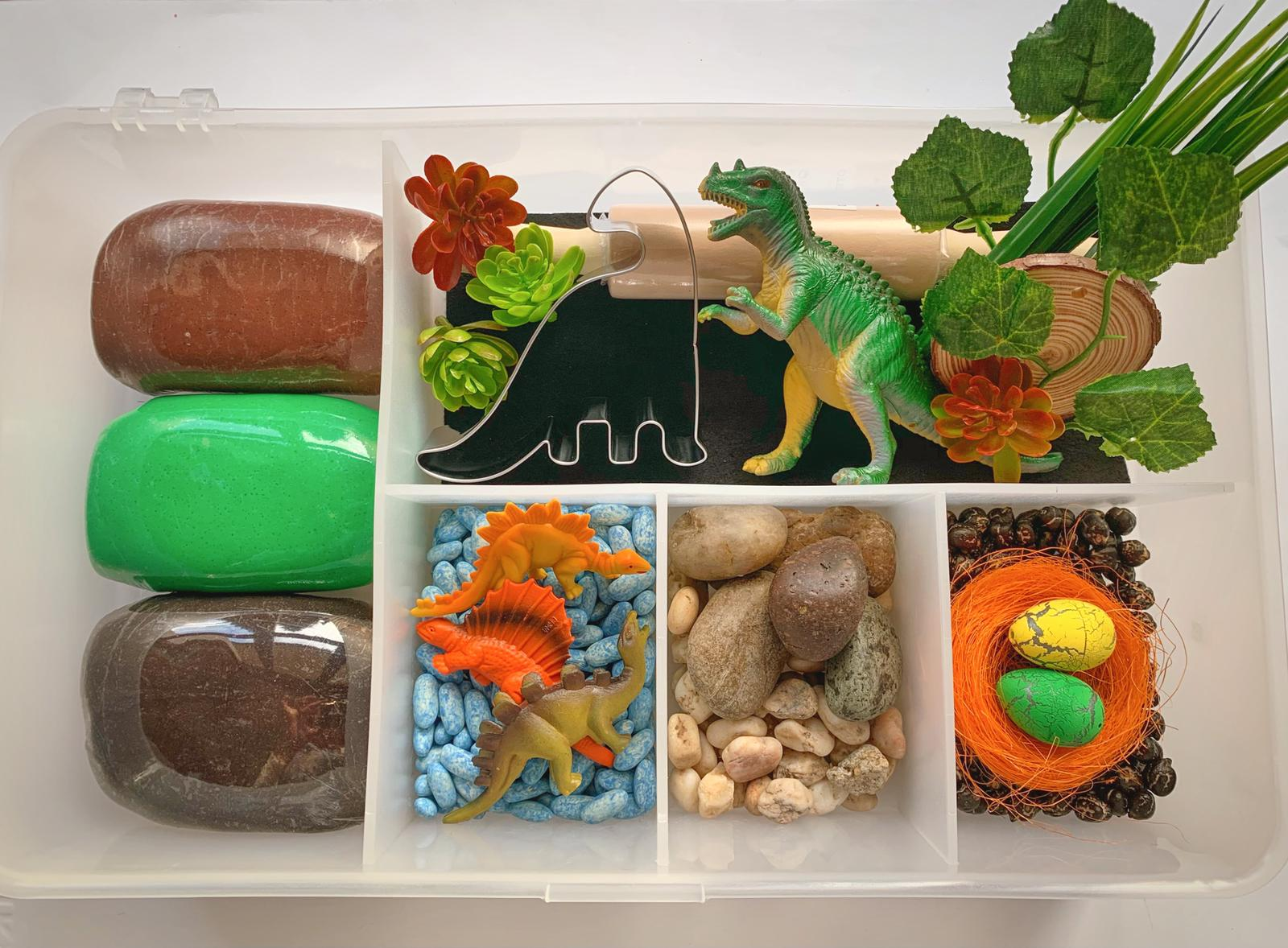 Dino Play Dough Kit