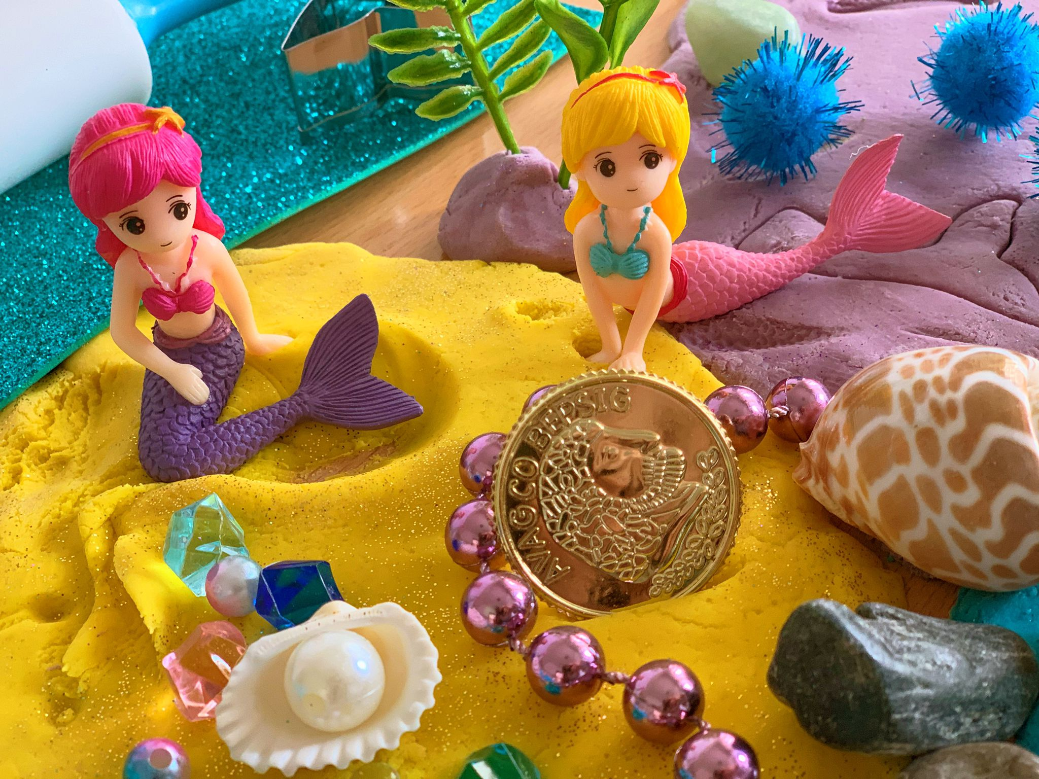 Mini Mermaid Kit