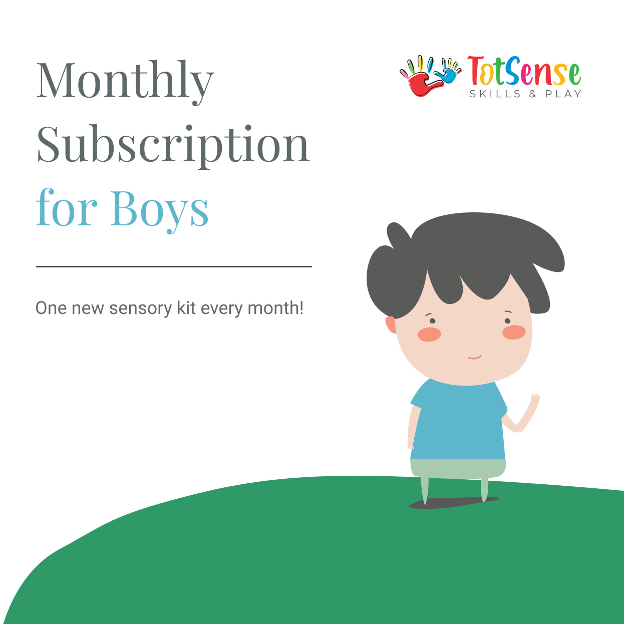 3 months Subscription for Boys