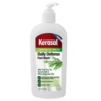Kerasal® Daily Defense Foot Wash, Daily Cleanser for Feet, 12 fl oz