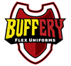 Buffery™-Flex Uniforms™ | Grown-up Clothes for Bodybuilders