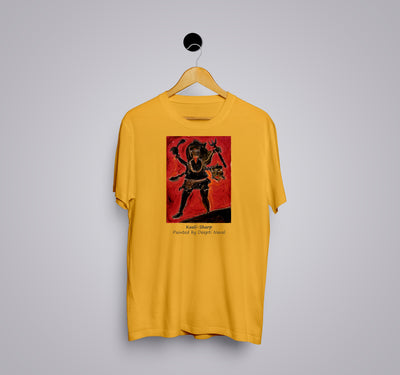 Kaali Sharp by Deepti Naval - Printed T-Shirt