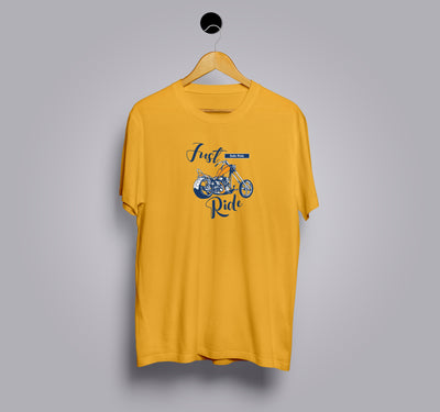 just safe ride - Bike T-Shirt