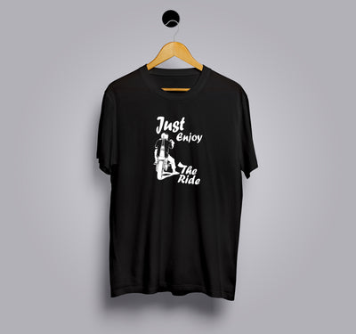 Just enjoy the ride - Bike T-Shirt